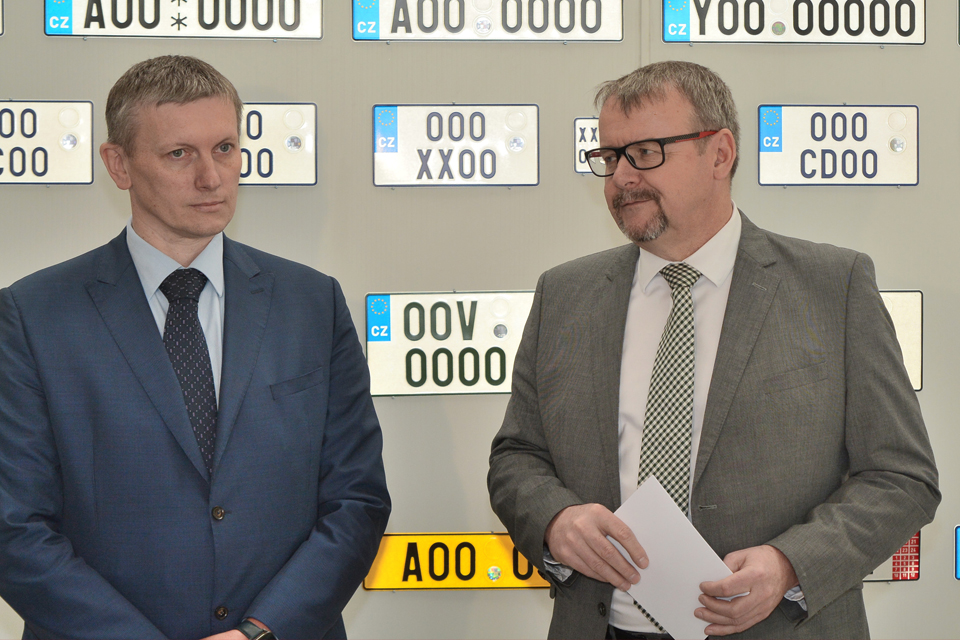 Security Paper Mill launched supply of license plates
